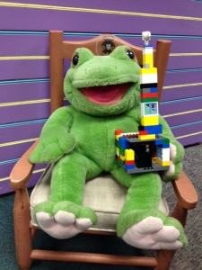 Froggy Lego