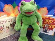 Blog froggy