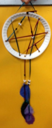 Dream Catcher Cropped