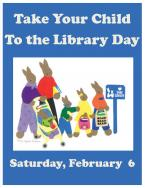 Take Your Child to the Library Day 2016