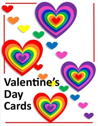 Valentine's Day Cards 2016