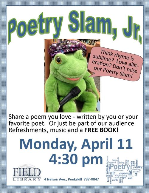 Poetry Slam, Jr. 2016 for Constant Contact