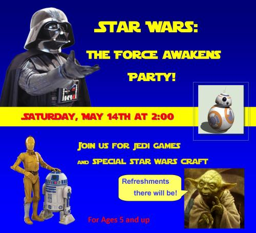 TV Monitor Star Wars Party jpg