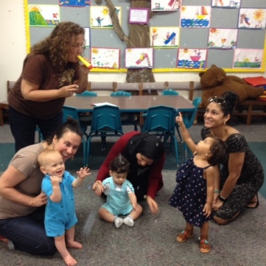 Musical Tots  for Blog
