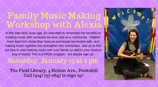 Family Music with Alexia for FB
