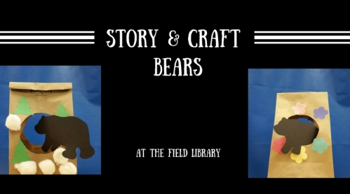 Copy of StoryCraft bear smaller
