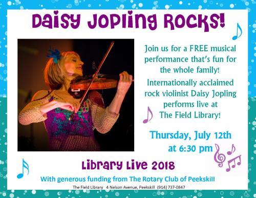 Daisy Jopling for facebook