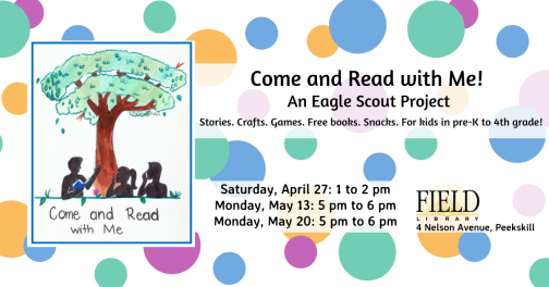 Come and Read with Me April May