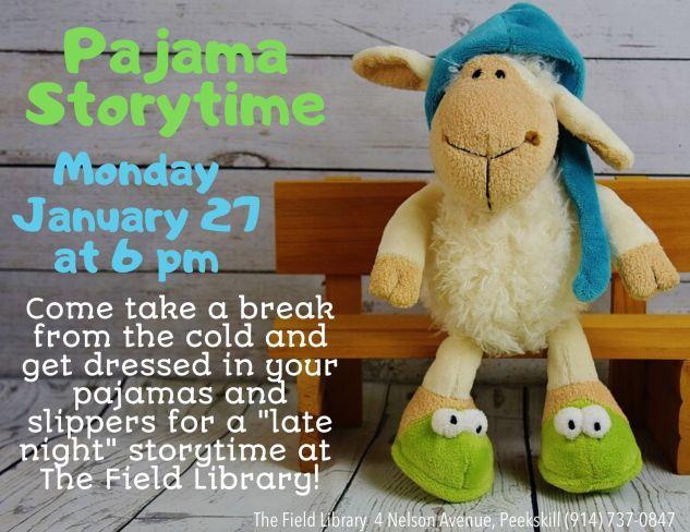 PJ Storytime 11x8.5 flyer