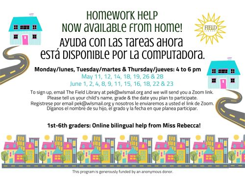 Homework Help From Home May & June V2-2