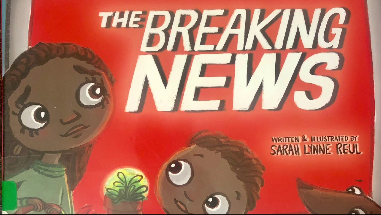 the breaking news